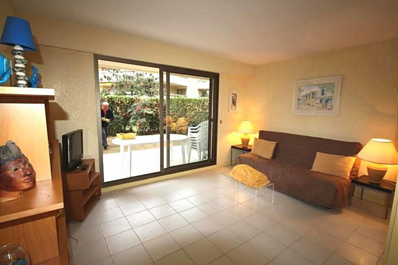 Vacation rental apartment Cap d'antibes 650€ - Picture 3