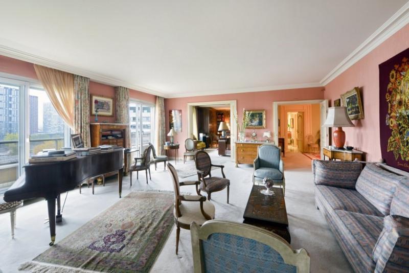 Престижная продажа квартирa Paris 16ème 3340000€ - Фото 2