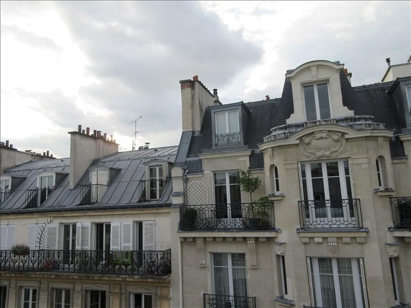 Sale apartment Paris 9ème 66000€ - Picture 1