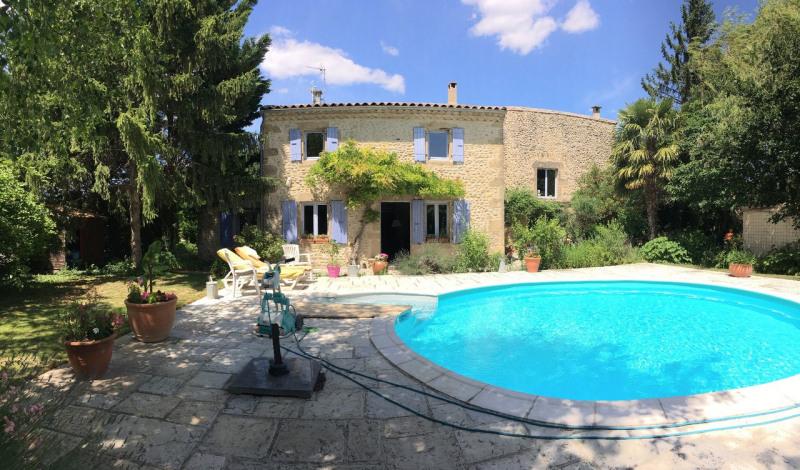 Vente de prestige maison / villa Crest 499000€ - Photo 1