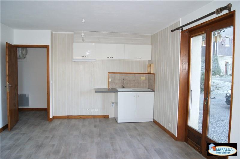 Location appartement Mont saxonnex 590€ CC - Photo 1