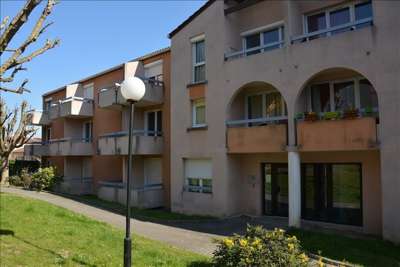 Produit d'investissement appartement Castanet tolosan 63 000€ - Photo 1