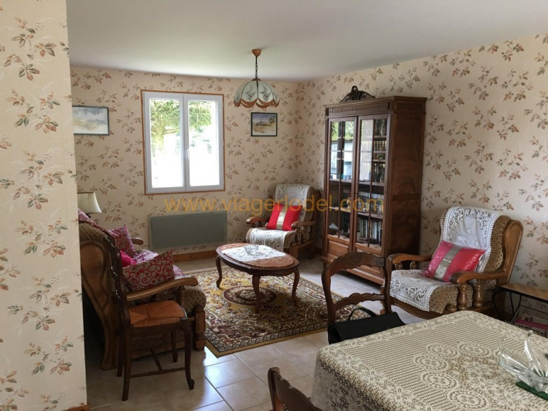 Vendita nell' vitalizio di vita casa Trainel 43000€ - Fotografia 1