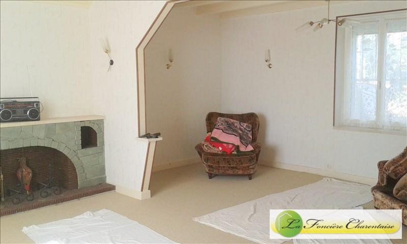 Vente maison / villa Aigre 118000€ - Photo 5