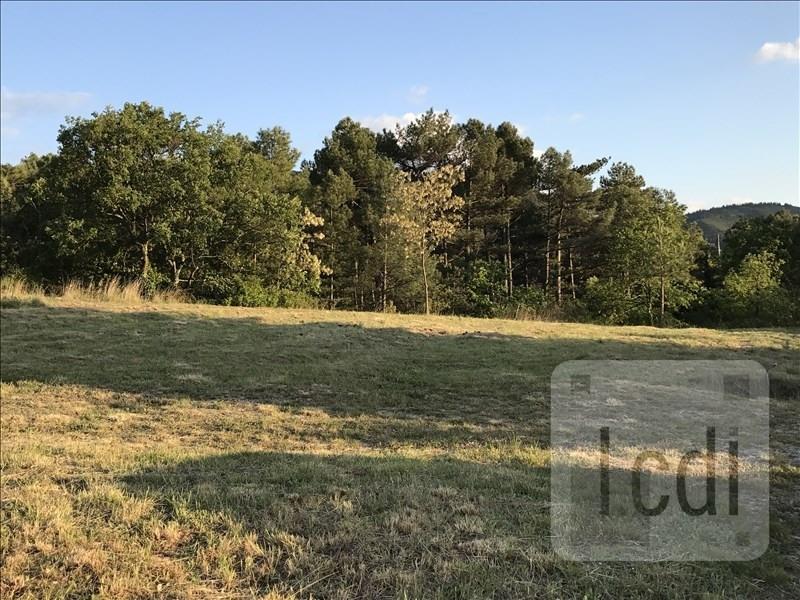 Vente terrain Vesseaux 83000€ - Photo 1