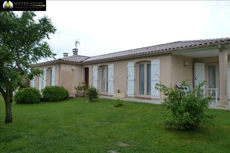Sale house / villa Montauban 256000€ - Picture 1