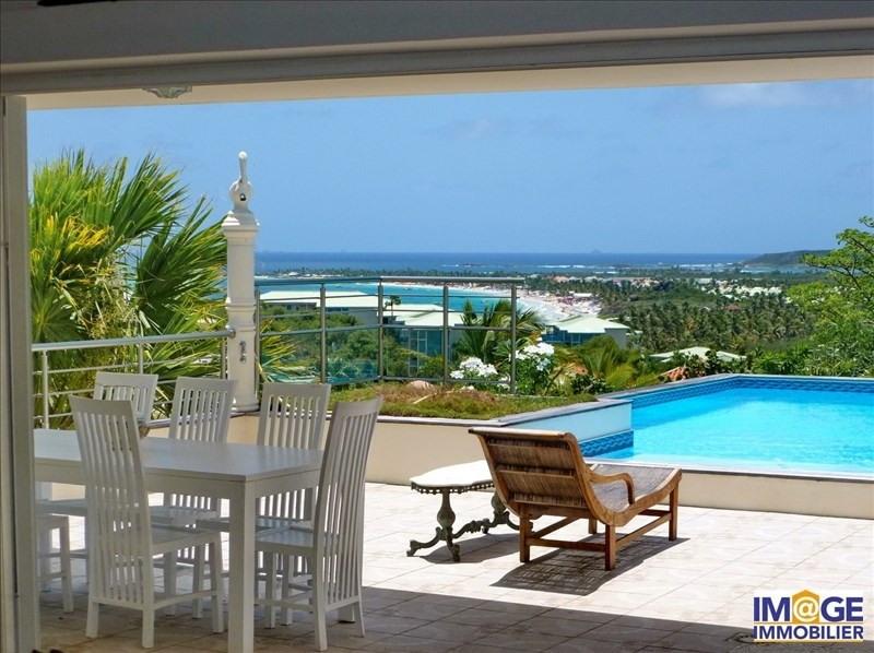 Deluxe sale house / villa St martin 1330000€ - Picture 1