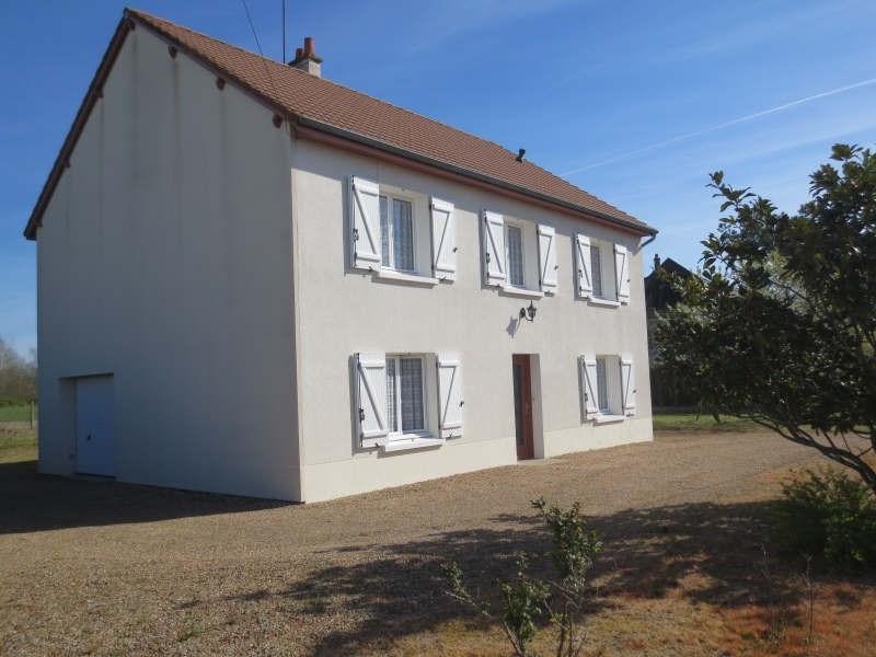 Vente maison / villa Selles sur cher 127200€ - Photo 1