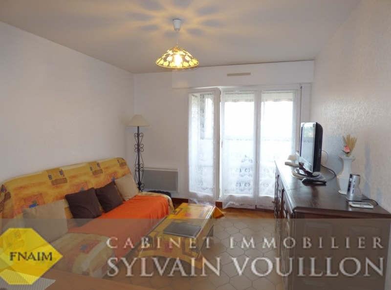 Vente appartement Villers sur mer 83000€ - Photo 1