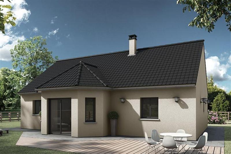 Maison  4 pièces + Terrain 778 m² Norville (76330) par EXTRACO CREATION