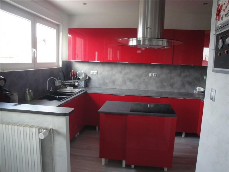 Venta  casa Audincourt 179000€ - Fotografía 6