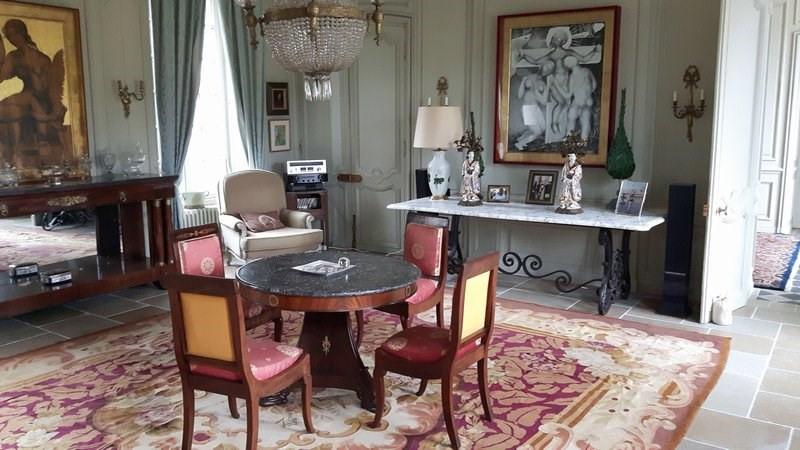 Venta de prestigio  castillo Villedieu les poeles 1950000€ - Fotografía 10