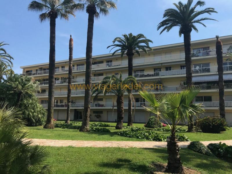 Sale apartment Cannes 340000€ - Picture 1