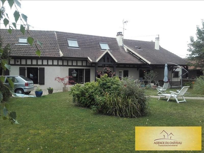 Vente maison / villa Boissy mauvoisin 239000€ - Photo 1