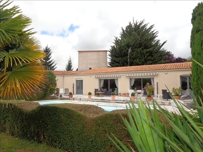 Vente de prestige maison / villa Rochefort 470 000€ - Photo 2