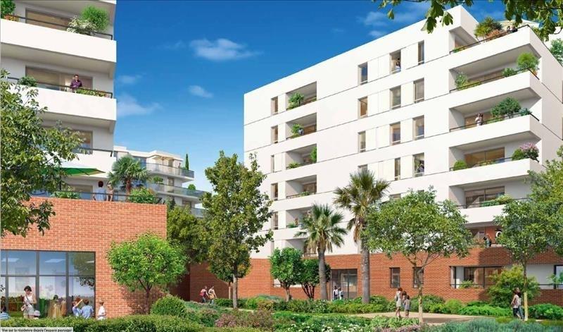 Vente appartement Toulouse 186000€ - Photo 2