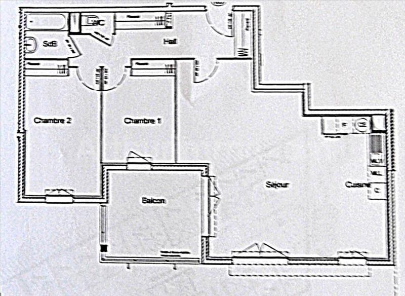 Sale apartment St raphael 279000€ - Picture 2