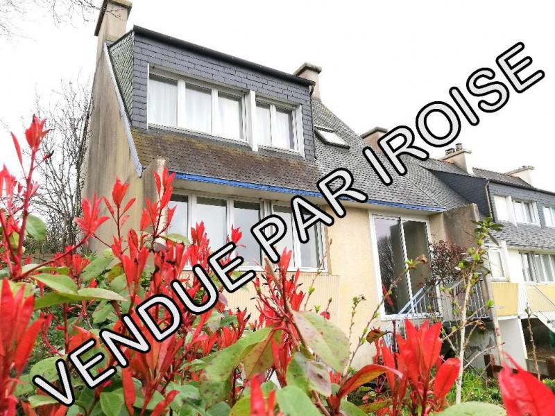 Vente maison / villa Brest 165000€ - Photo 1