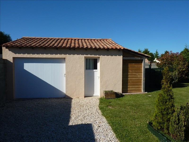 Vente maison / villa Commequiers 213000€ - Photo 10