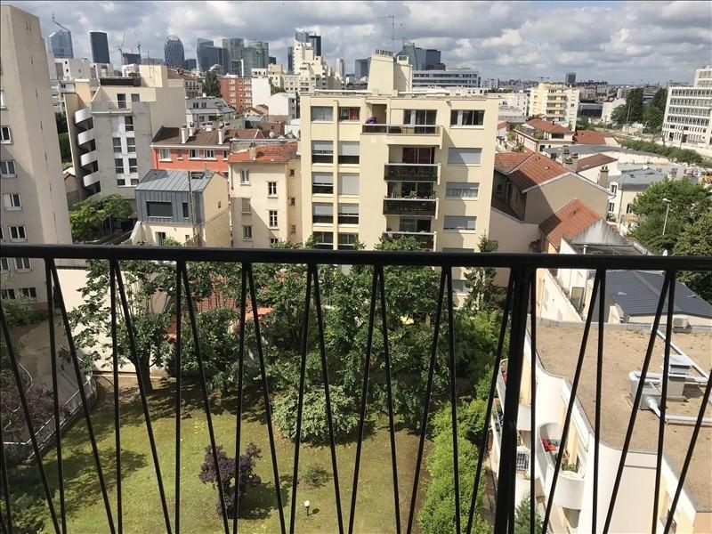 Sale apartment Courbevoie 437000€ - Picture 1