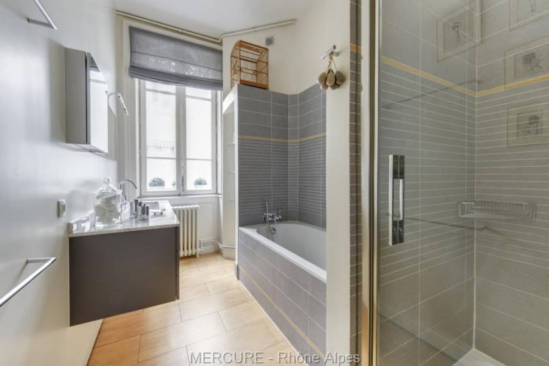 Deluxe sale apartment Lyon 2ème 1320000€ - Picture 8
