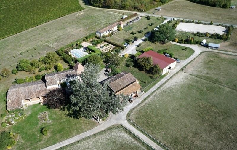 Deluxe sale house / villa Port ste foy et ponchapt 1010600€ - Picture 1