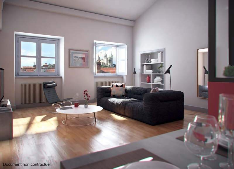 Vente de prestige appartement Lyon 2ème 675 000€ - Photo 5