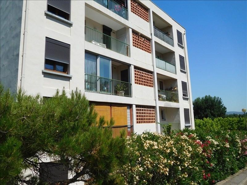 Vente appartement Carpentras 112350€ - Photo 1