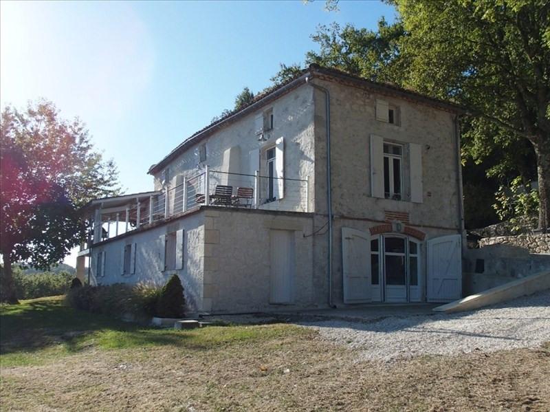 Deluxe sale house / villa Pujols 441000€ - Picture 1