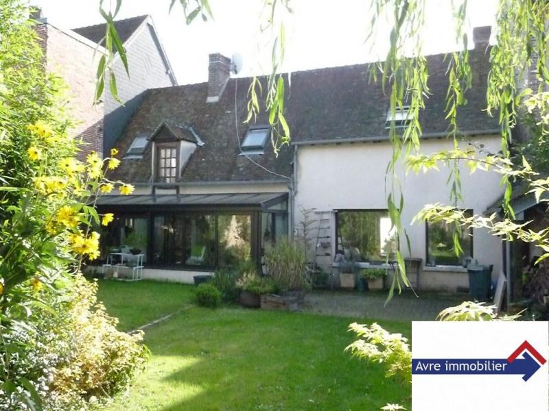 Vente maison / villa Verneuil sur avre 168000€ - Photo 1