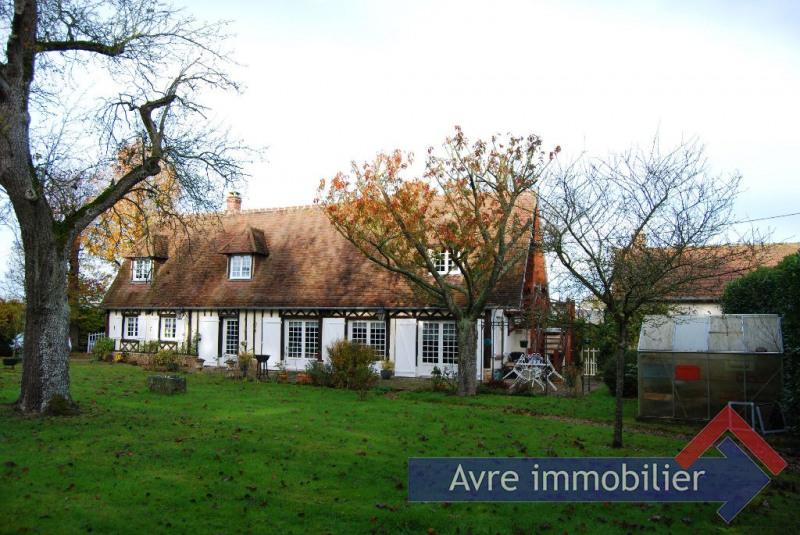 Sale house / villa Verneuil d'avre et d'iton 211000€ - Picture 15