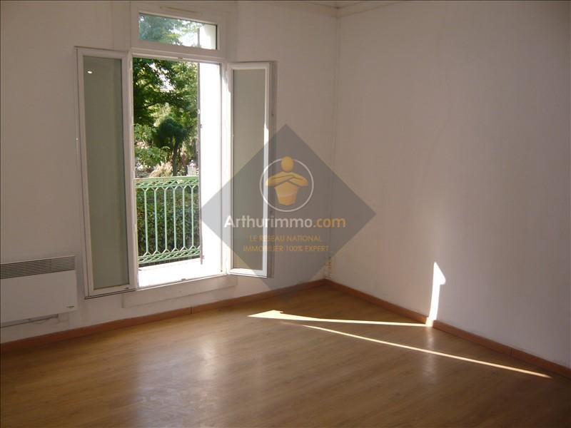 Rental apartment Sete 420€ CC - Picture 1