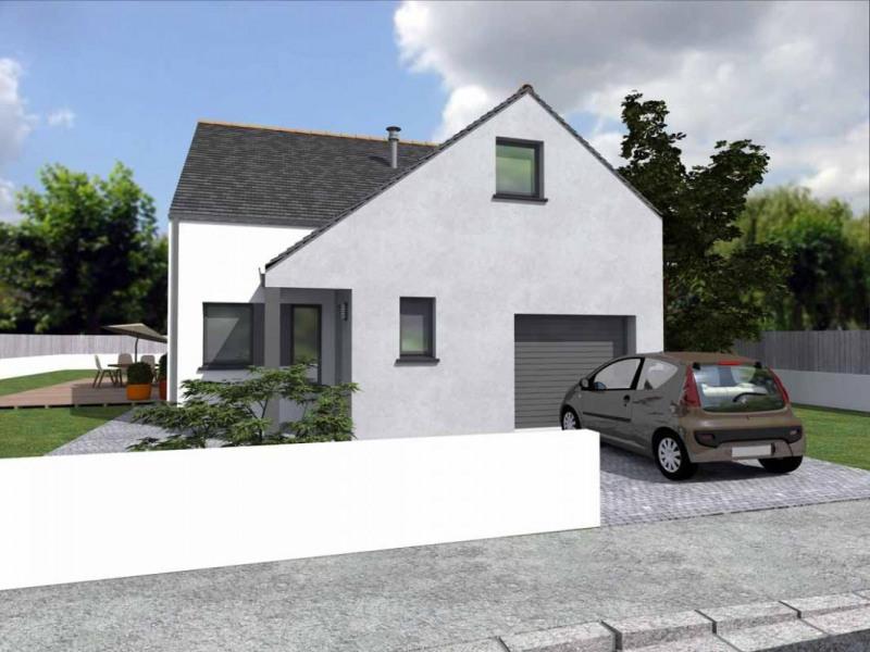 Maison  5 pièces + Terrain 619 m² Sucé-sur-Erdre par ALLIANCE CONSTRUCTION NANTES