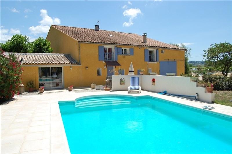 Vendita casa Nyons 450000€ - Fotografia 1