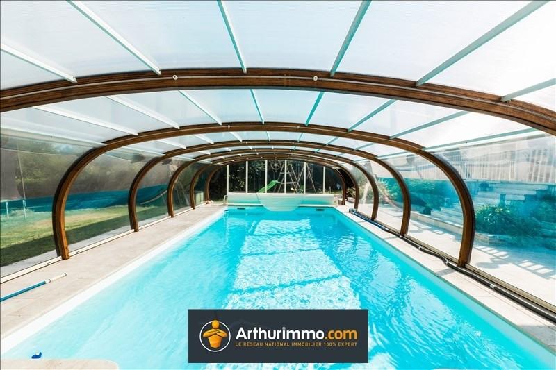 Sale house / villa Morestel 344900€ - Picture 2