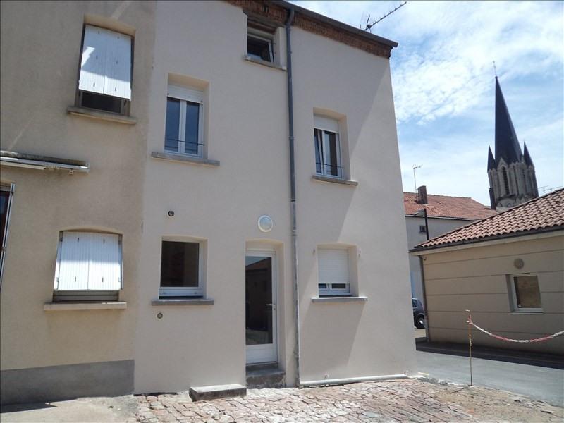 Produit d'investissement maison / villa Trementines 107500€ - Photo 1