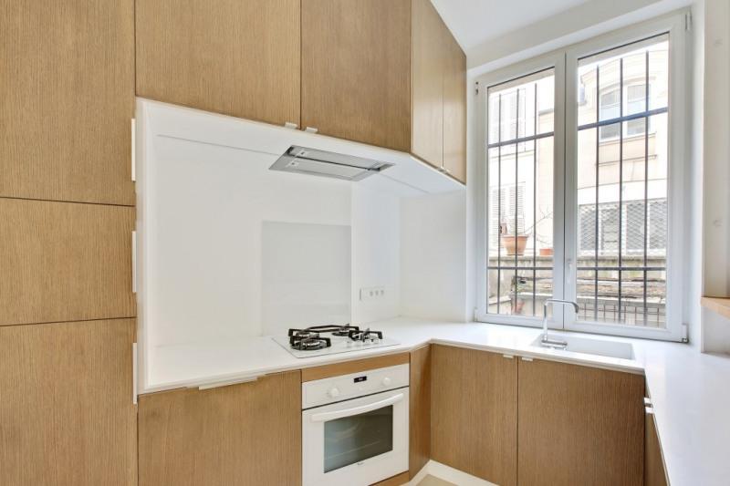 Verkoop  appartement Paris 9ème 450000€ - Foto 9