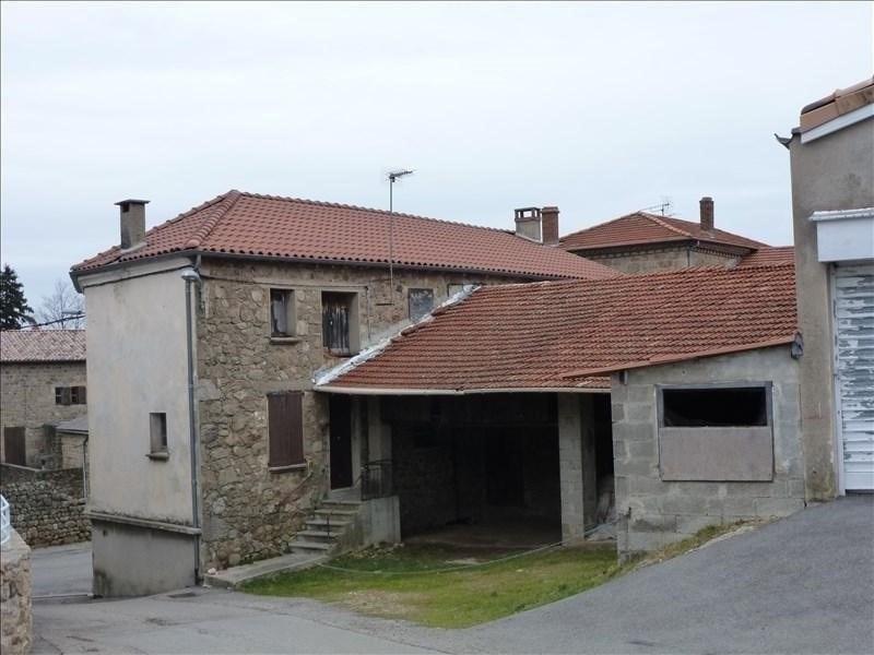 Vente maison / villa Bozas 97000€ - Photo 1