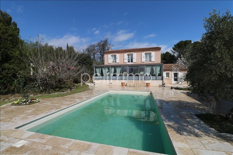 Vente de prestige maison / villa La barben 585 000€ - Photo 2