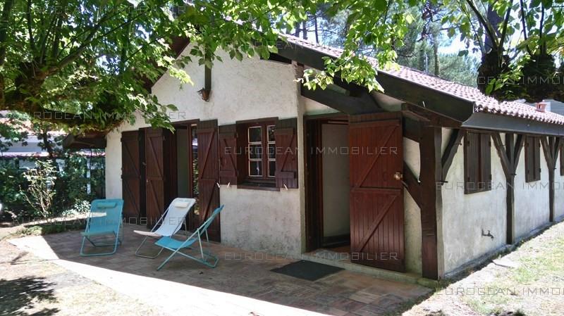 Alquiler vacaciones  casa Lacanau 545€ - Fotografía 9