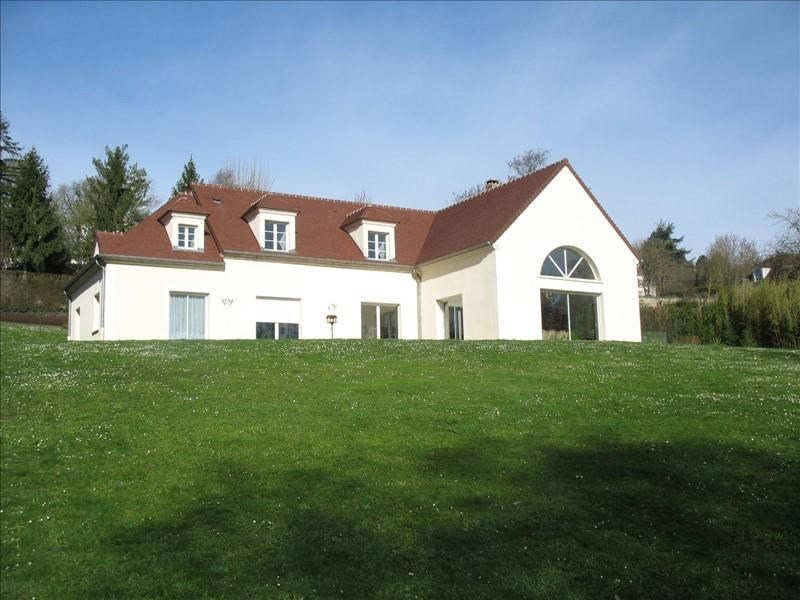 Deluxe sale house / villa Chambourcy 1480000€ - Picture 1