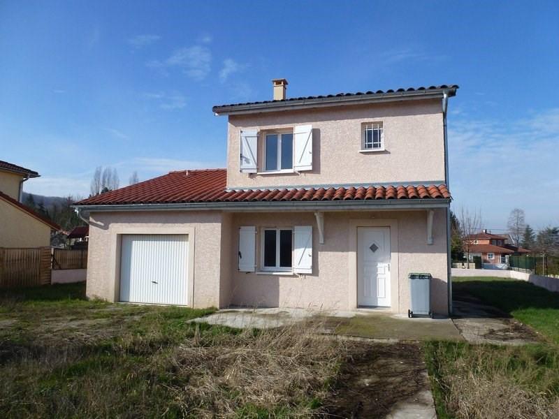 Sale house / villa Beaurepaire 169000€ - Picture 9
