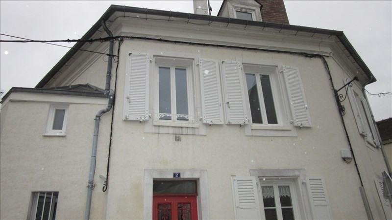 Sale apartment La ferte alais 122000€ - Picture 1