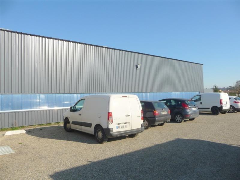 Location Local d'activités / Entrepôt Saint-Jory 0