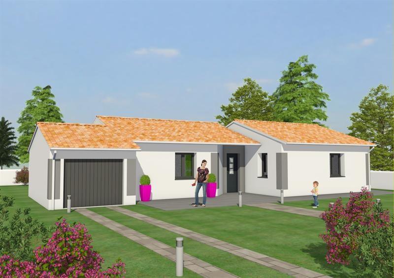Maison  3 pièces + Terrain 538 m² Auterive par Maisons Côté Soleil