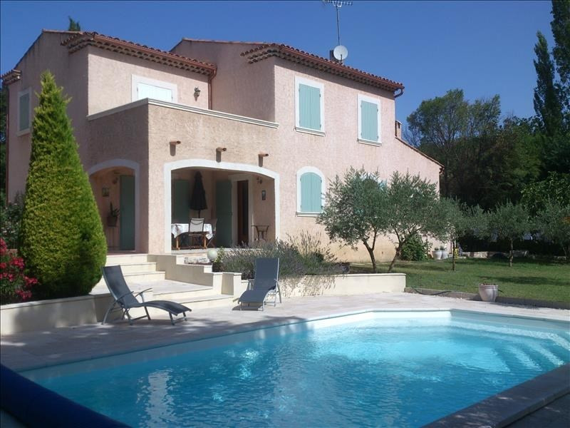 Vente maison / villa Pierrevert 449 350€ - Photo 1
