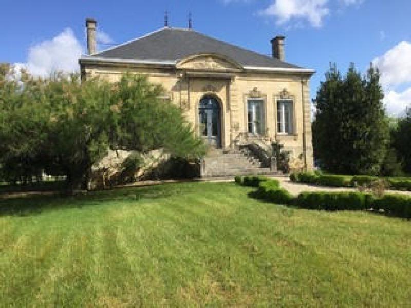 Vente de prestige maison / villa Cerons 790000€ - Photo 1