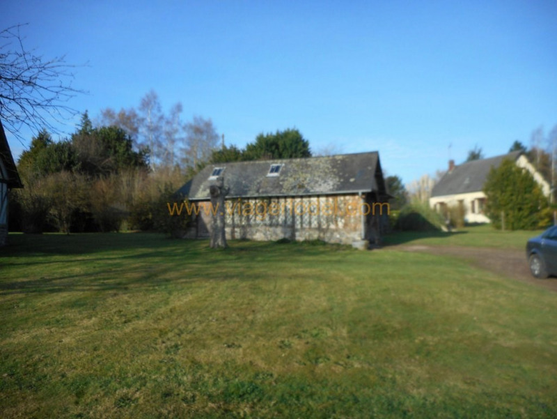 Life annuity house / villa Martainville 190 800€ - Picture 20