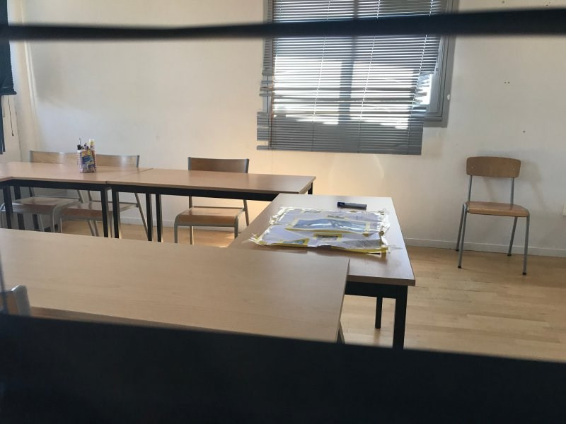 Rental office Montreuil 2470€ CC - Picture 4