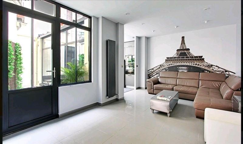 Vente de prestige loft/atelier/surface Paris 16ème 1195000€ - Photo 2